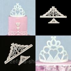 5828 Формы для мастики (корона)