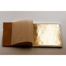 Золото в квадратах ( в банке 0,3 грамма ) 23 карат (999)