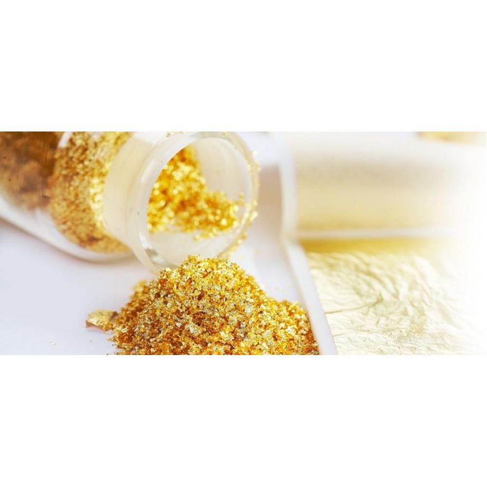 Золото в порошке фракция 2 (в банке 1гр) 23 карат (999)