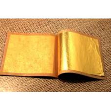Золото в листах 91,5х91,5 (60листов) 23 карат (999)