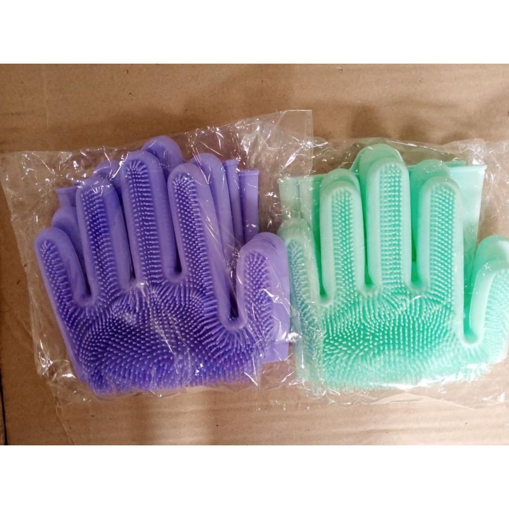 Резиновые перчатки универсальные