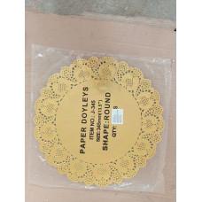 Бумага для выпечки Золотая 345мм
