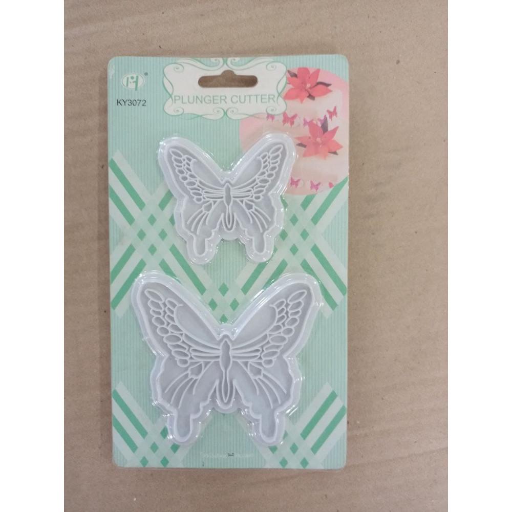 Форма в виде бабочки 9952 для мастики