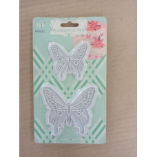 9952 Формочки для мастики Бабочки
