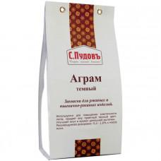 Улучшитель хлебопекарный Аграм темный С.Пудовъ, 250 г