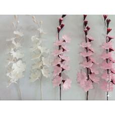 Ветки Абрикоса из мастики (белые, розовые)