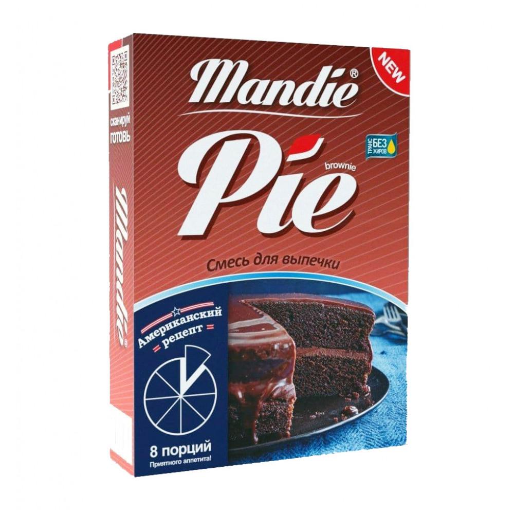 "Смесь для выпечки ""Mandie Pie Brownie"" 400 гр"