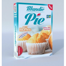 "Смесь для выпечки ""Mandie Pie Vanilla Muffins"" 350 гр"