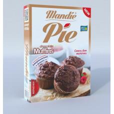 "Смесь для выпечки ""Mandie Pie Chocolate Muffins"" 350 гр"