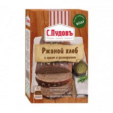 Хлебная смесь «Ржаной хлеб с луком и розмарином» 500 г