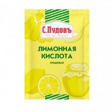 Лимонная кислота С.Пудовъ, 0,05 кг