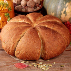 Хлебная смесь «Осенний хлеб с тыквенными семечками»