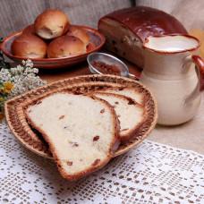 Хлебная смесь «Бабушкин хлеб с изюмом и корицей», С.Пудовъ