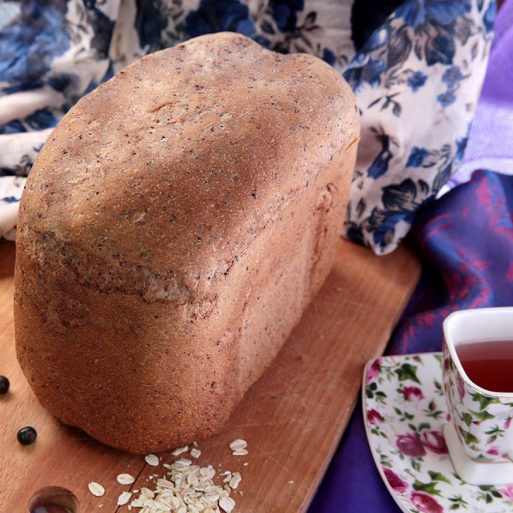 Хлебная смесь «Овсяный хлеб с черникой» С.Пудовъ, 500 г
