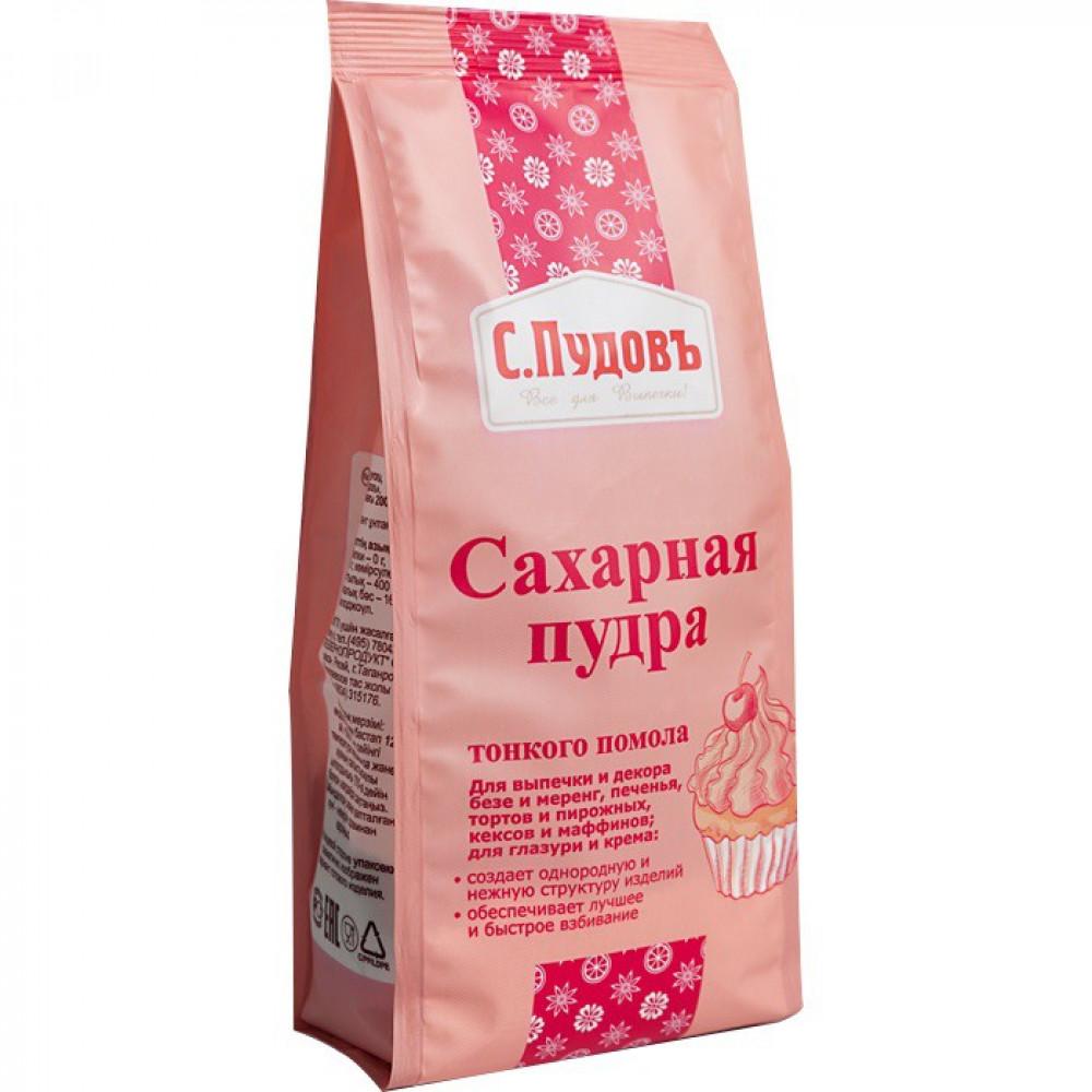 Сахарная пудра С.Пудовъ, 200 г