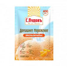 Мороженое Домашнее Апельсиновое С.Пудовъ, 70 г
