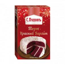 Мучная смесь «Торт Красный Бархат» С.Пудовъ, 400 г