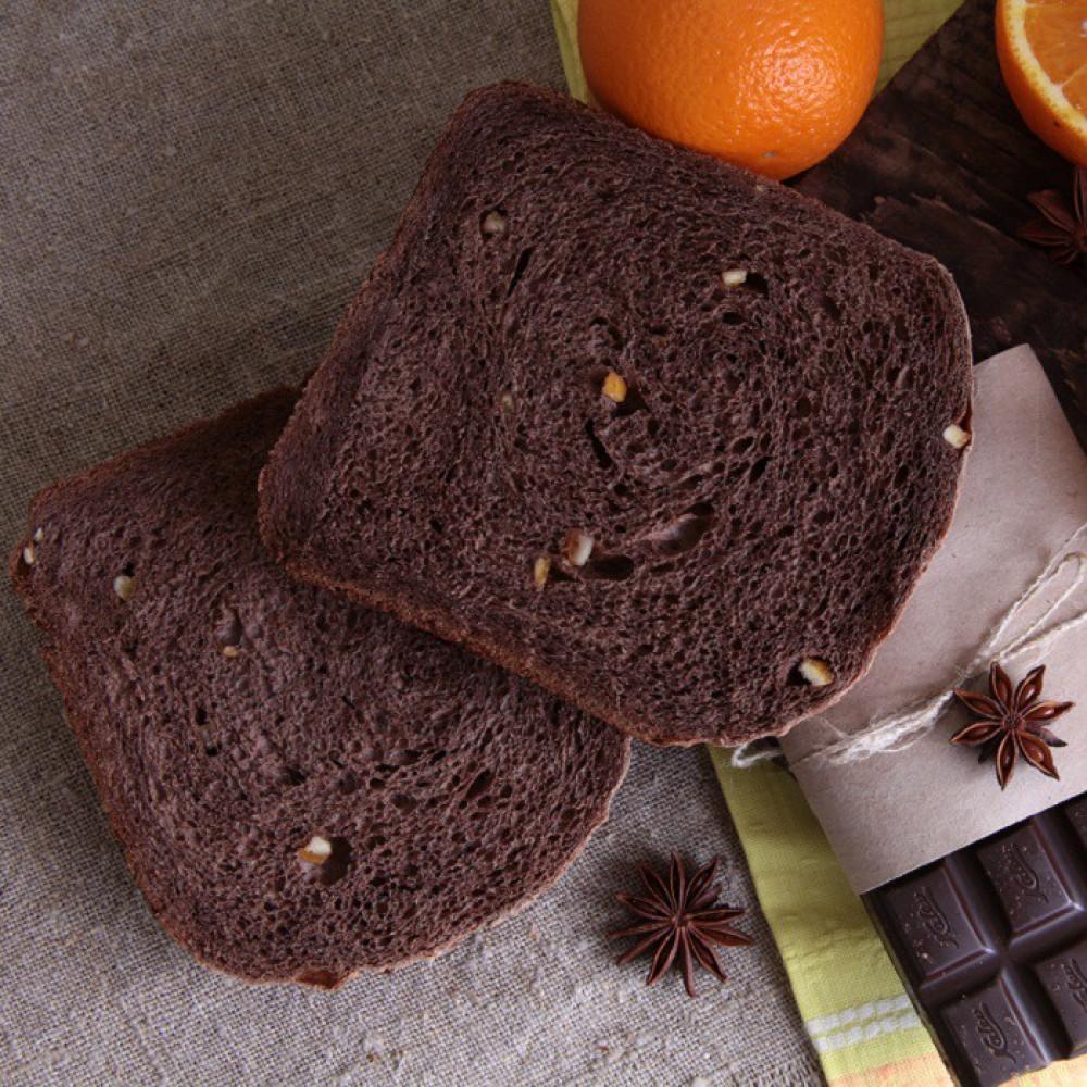 Хлебная смесь «Апельсиново-шоколадный хлеб»
