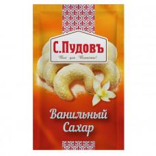 Ванильный сахар С.Пудовъ, 15 г