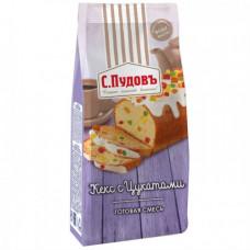 Мучная смесь «Кекс с цукатами» С.Пудовъ, 400 г