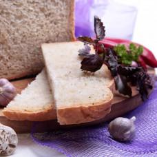 Средиземноморский хлеб с базиликом, перцем, орегано 500гр