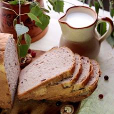 Хлебная смесь «Хлеб с клюквой и грецким орехом»