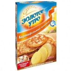 Мучная смесь «Оладьи картофельные» Золотое утро, 250 г