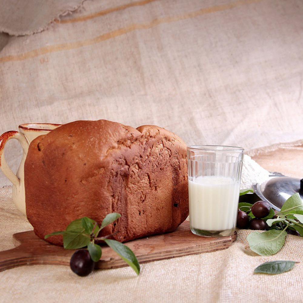 Хлебная смесь «Пшенично-ржаной хлеб с витаминами и черносливом» С.Пудовъ, 500 г