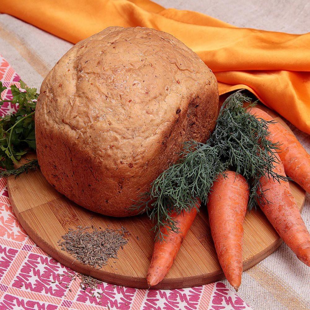 Хлебная смесь «Морковный хлеб с пряными травами»
