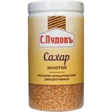 Посыпка Сахар золотой С.Пудовъ, 65 г