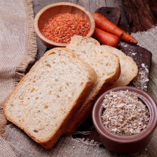 Хлебная смесь «Морковный хлеб с отрубями» С.Пудовъ, 500 г