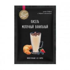 Кисель молочный ванильный С.Пудовъ, 40 г