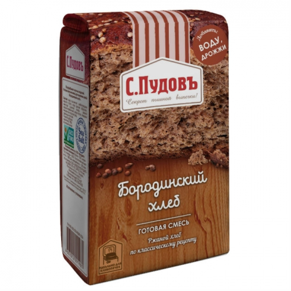 Хлебная смесь «Бородинский хлеб»
