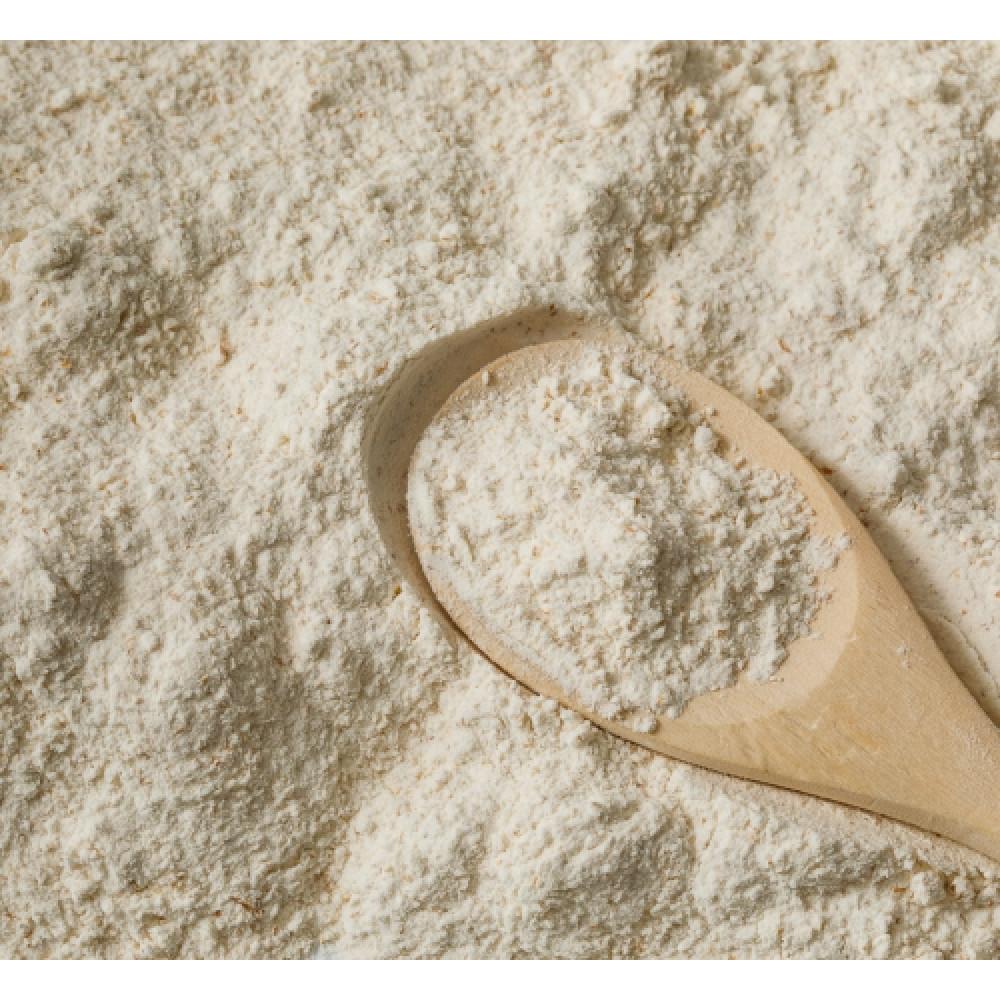 Мука пшеничная с отрубями С.Пудовъ, 1 кг